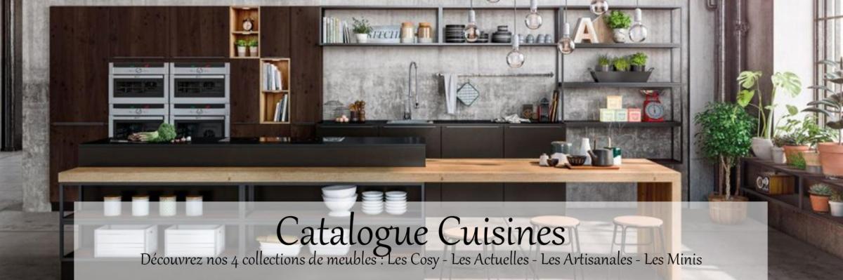 catalogue cuisine 2f agencement