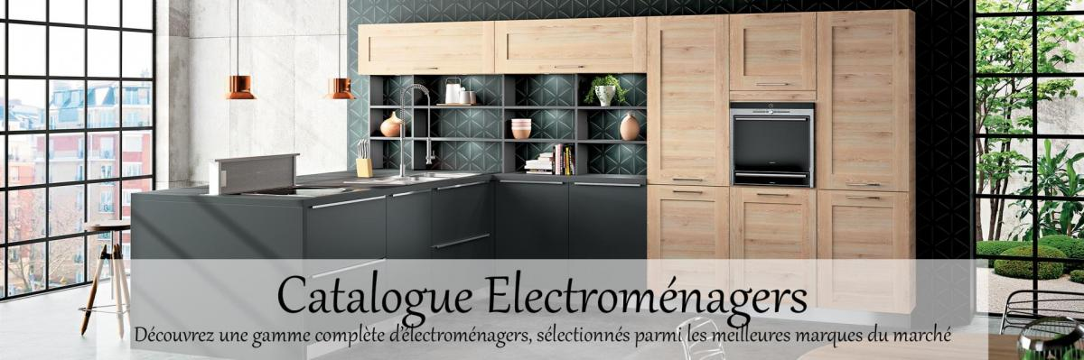 catalogue electromenager 2f Agencement