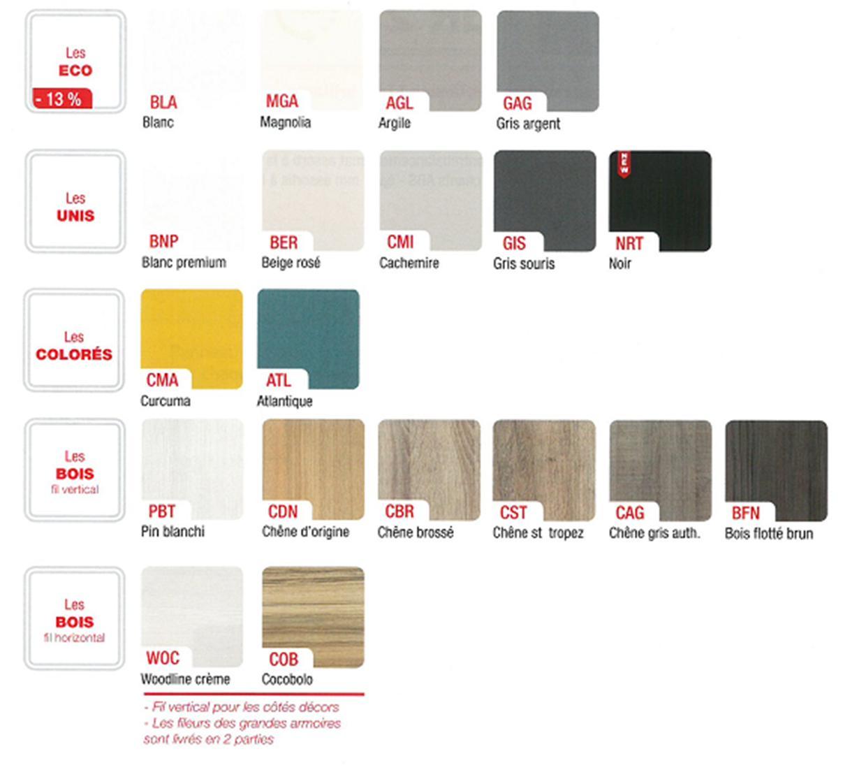Etoile mat coloris