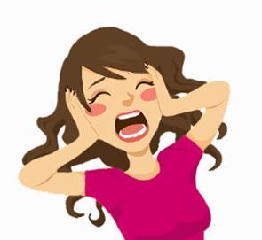 Femme stress 5