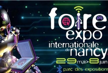 Foire expo nancy